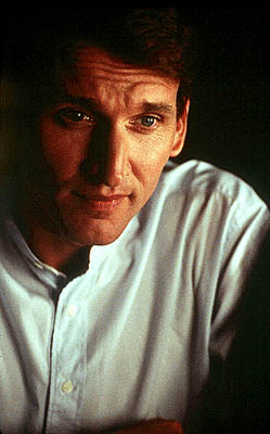 Christopher Eccleston  as Wolf in Fine Line's The Invisible Circus - 2001