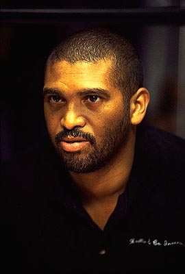 Reginald Hudlin , the director of Paramount's The Ladies Man - 2000
