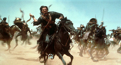 Oded Fehr  as Ardeth Bay in Universal's The Mummy Returns - 2001