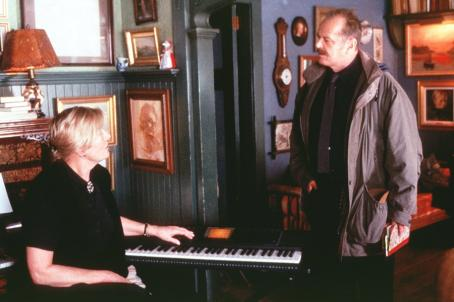 The Pledge Vanessa Redgrave and Jack Nicholson in Warner Brothers'  - 2001