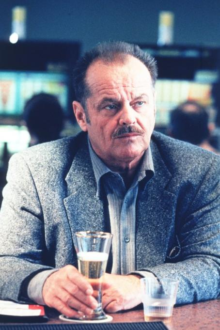 The Pledge Jack Nicholson as Nevada homicide detective Jerry Black in Warner Brothers'  - 2001