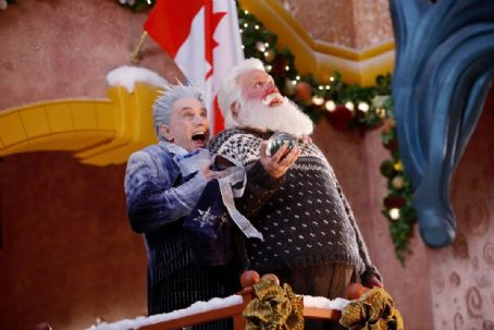 Martin Short  and Tim Allen in Disney's THE SANTA CLAUSE 3 The Escape Clause
