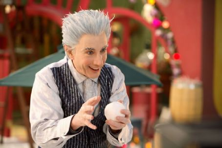 Martin Short  as Jack Frost in Disney's THE SANTA CLAUSE 3 The Escape Clause