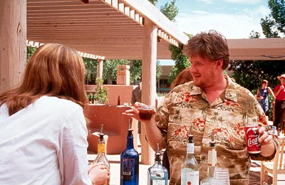 Donal Logue  as Dex in Sony Pictures Classics' The Tao of Steve - 2000