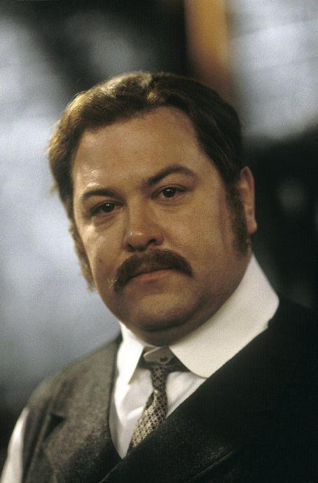 Mark Addy  as David Philby in Dreamworks' and Warner Brothers' The Time Machine - 2002