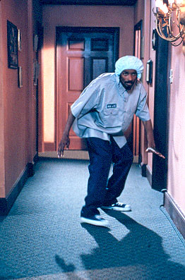 The Wash Snoop Dogg as Dee Loc in Lions Gate's  - 2001
