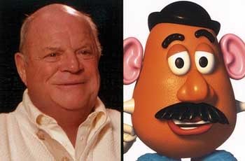 Don Rickles  in Disney's Toy Story 2 - 11/99