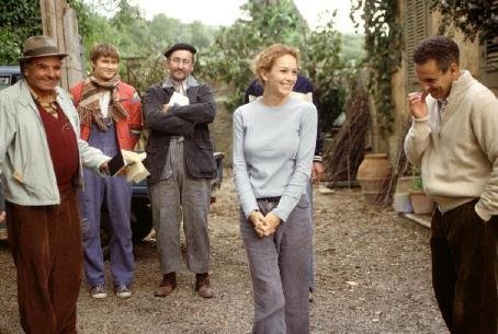 Under the Tuscan Sun Diane Lane plays Frances