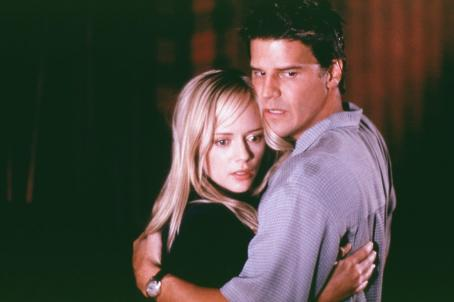 Valentine Marley Shelton as Kate and David Boreanaz as Adam in Warner Brothers'  - 2001