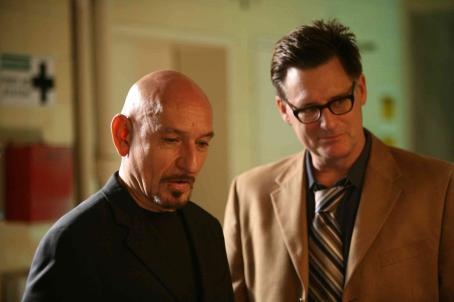 You Kill Me Frank (Sir Ben Kingsley) and Dave (Bill Pullman) in a scene from YOU KILL ME directed by John Dahl. An IFC Films release. Photo Credit: Photographer Terry Wowchuck