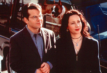 Janeane Garofalo Writer/Director Bruce McCulloch to  in Dog Park - 9/99