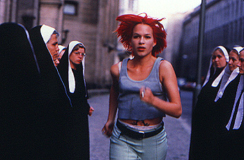 Run Lola Run Franka Potente in