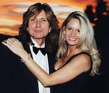 David Coverdale and Cindy Coverdale David and Cindy Coverdale