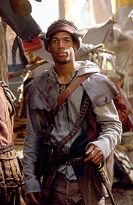 Marlon Wayans  as Snails in New Line's Dungeons and Dragons - 2000