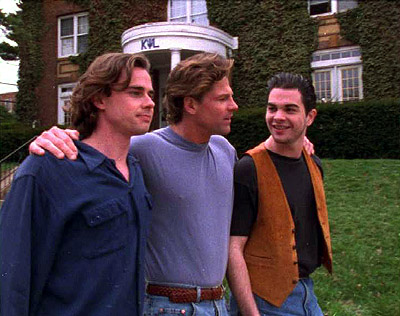 Sam Trammell , Mark Dobies and Jerry Laurino in Castle Hill's Followers - 2000