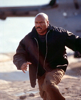 Ving Rhames  as Luther Stickell in Paramount's Mission Impossible 2 - 2000