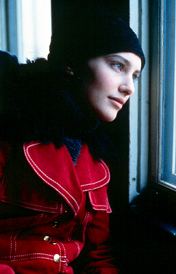 Liane Balaban  as Mooney Pottie in Odeon's New Waterford Girl - 2000
