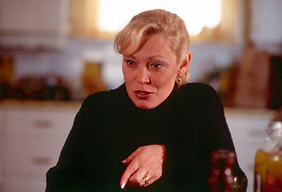 Cathy Moriarty as Midge Benzoa in Odeon's New Waterford Girl - 2000