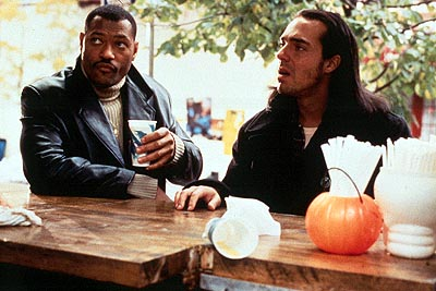 Titus Welliver Laurence Fishburne and  in Lions Gate's Once In The Life -