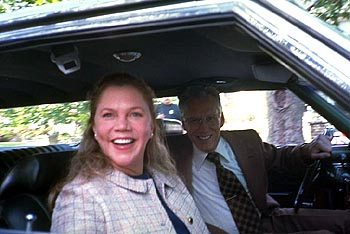 The Virgin Suicides Kathleen Turner and James Woods as Mr. and Mrs. Lisbon in Paramount Classics'  - 2000
