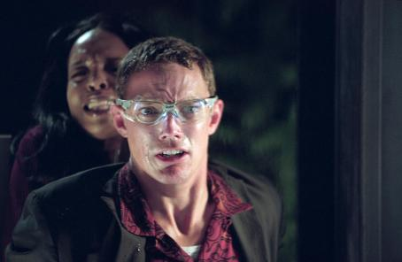 Matthew Lillard Rah Digga and  in Warner Brothers' 13 Ghosts - 2001