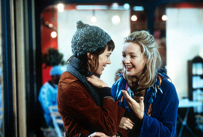 Frances O'Connor Frances O'Connor and Kate Hudson in Miramax's About Adam - 2001