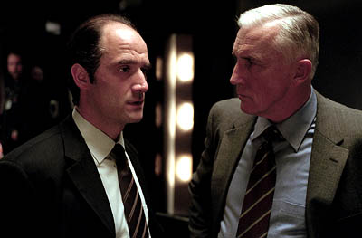 Elias Koteas  and Madison Mason in Warner Brothers' Collateral Damage - 2002