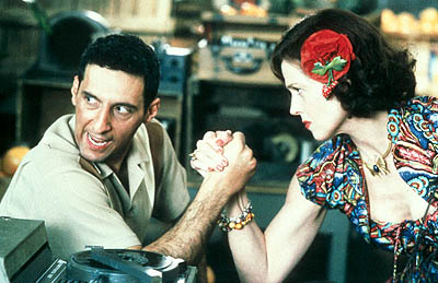 John Turturro  and Sigourney Weaver in Paramount Classics' Company Man - 2001
