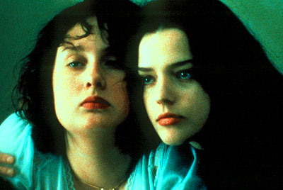 Fat Girl Anais Reboux and Roxane Mesquida in Cowboy Booking's  - 2001