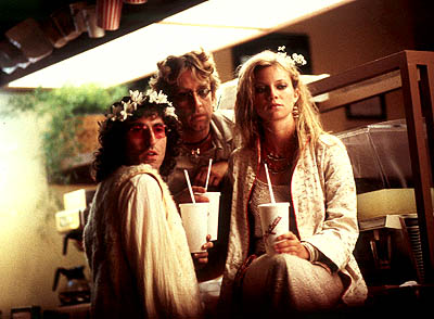 Andy Dick The Three Hippies (Timothy Speed Levitch,  and Amy Smart) stir up trouble when they forsee the revolutionary future of the fast food industry in Lot 47's Scotland, PA - 2001