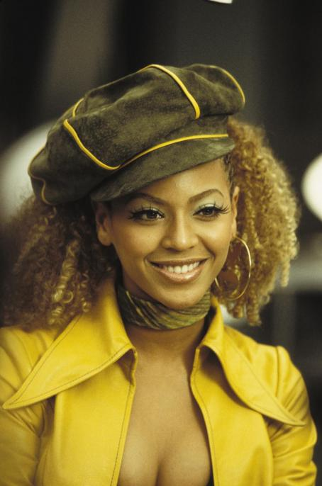 Austin Powers in Goldmember Beyonce Knowles as Foxy Cleopatra in New Line's  - 2002