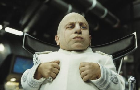 Austin Powers in Goldmember Verne Troyer as Mini-Me in New Line's  - 2002
