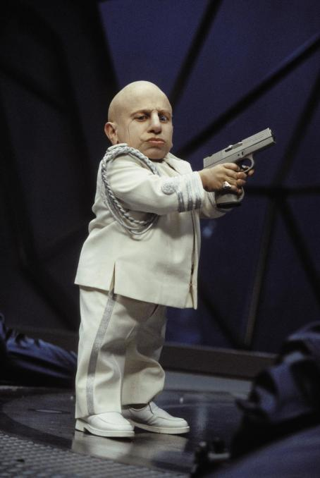 Verne Troyer  as Mini-Me in New Line's Austin Powers in Goldmember - 2002