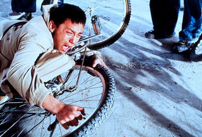 Beijing Bicycle Cui Lin in  - 2002