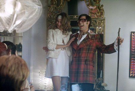 Jason Schwartzman  and Natalia Vodianova in United Artists' CQ - 2002