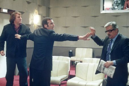 Giancarlo Giannini Gerard Depardieu (left) and  (right) in United Artists' CQ - 2002