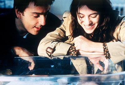 Charlotte Gainsbourg Yvan Attal and  in Sony Pictures Classics' My Wife Is An Actress - 2002