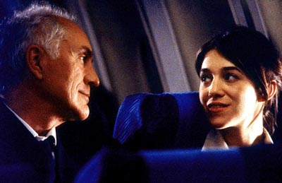 Charlotte Gainsbourg Terence Stamp and  in Sony Pictures Classics' My Wife Is An Actress - 2002