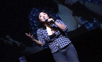 Margaret Cho  in Wellspring's Notrious C.H.O. - 2002