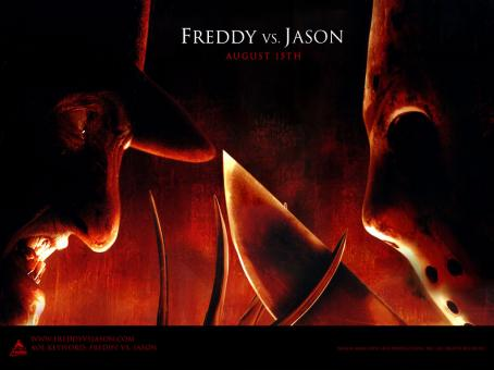 Robert Englund New Line's upcoming Freddy Vs. Jason - 2003