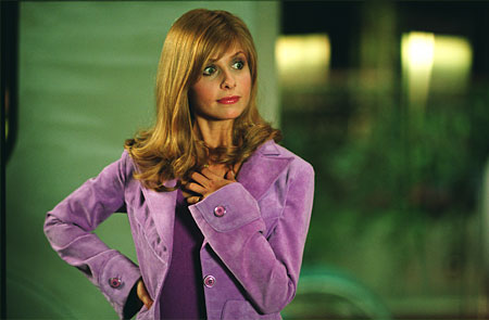 Daphne Sarah Michelle Gellar as  Blake in Scooby-Doo 2: Monsters Unleashed - 2004