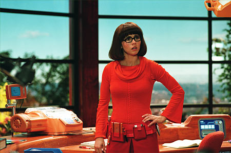 Velma Linda Cardellini as  Dinkley in Scooby-Doo 2: Monsters Unleashed - 2004