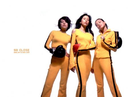 So Close  wallpaper - 2003