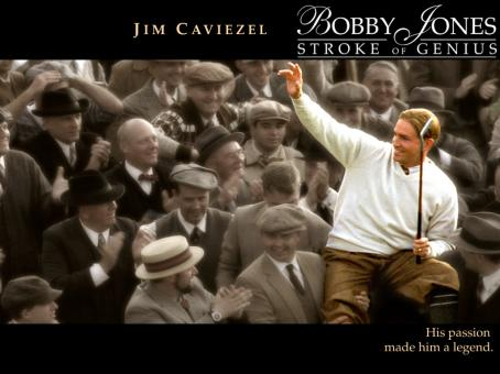 Bobby Jones: Stroke of Genius Bobby Jones, Strike of Genius wallpaper - 2004