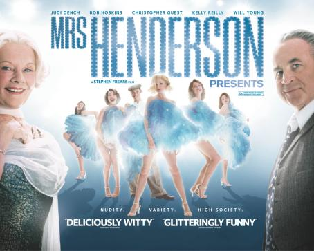 Christopher Guest Mrs. Henderson Presents wallpaper 2005