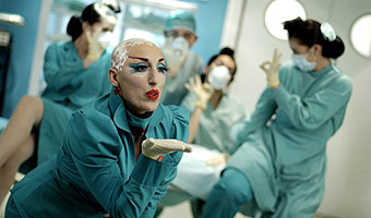 20 Centimeters Rossy de Palma as La Frío in TLA Releasing's 20 Centimetres - 2006