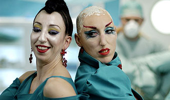 20 Centimeters Monica Cervera and Rossy de Palma in TLA Releasing's 20 Centimetres - 2006