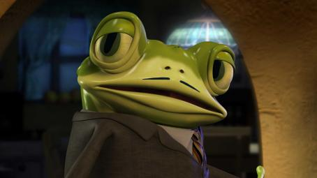 Anthony Anderson  voiced Det. Bill Stork in The Weinstein Company's animation, Hoodwinked - 2006.