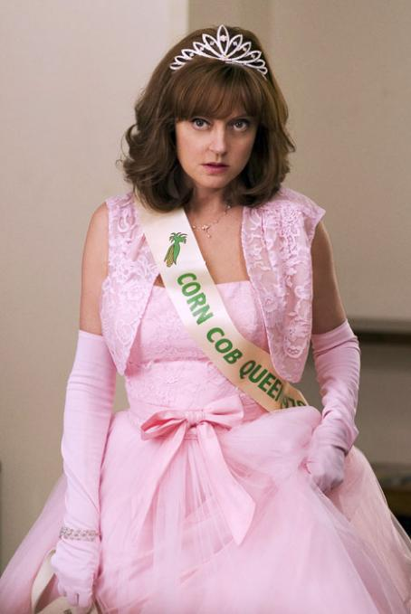 Allisyn Ashley Arm  as Little Girlscout Zoe in New Line Cinema 'Mr.Woodcock , fully loaded - 2006