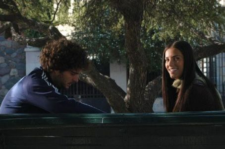 Manolo Cardona  as Gonzalo and Gaby Espino as Laura in 20th Century Fox Pictures', La Mujer de Mi Hermano 2006.